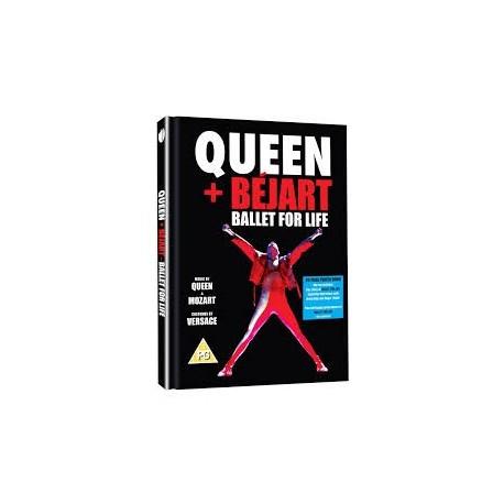 Queen+Bejart-Ballet For Life