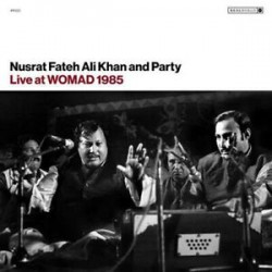 Nusrat Fateh Ali Khan And Party-Live At Womad 1985