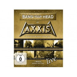 Axxis-Band Your Head With Axxis