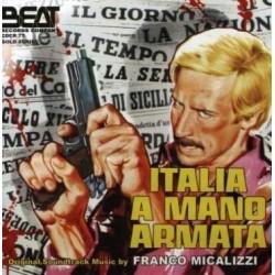 Franco Micalizzi-O.S.T. Italia A Mano Armata