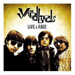 Yardbirds-Live And Rare