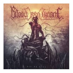 Blood Red Throne-Fit To Kill