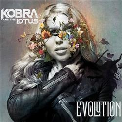 Kobra And The Lotus-Evolution