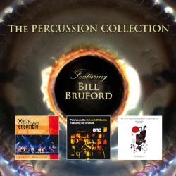 Bill Bruford-Percussion Collection Featuring Bill Bruford