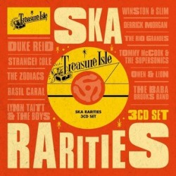 Reggae Artisti Vari-Ska Rarities