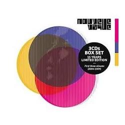 Nouvelle Vague-First Three Albums (2003-2009)