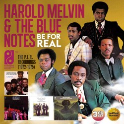 Harold Melvin & The Blue Notes-Be For Real The P.I.L. Recordings (1972-1975)