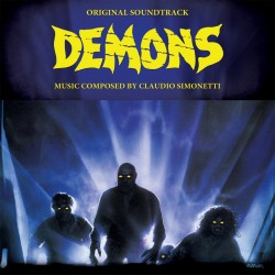 Claudio Simonetti-O.S.T. Demoni