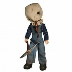 Living Dead Dolls-Friday The 13th Jason Voorhees