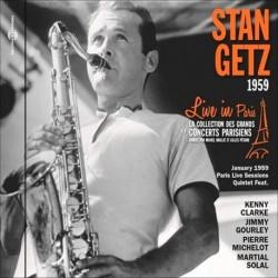Stan Getz-1959 (Live In Paris)