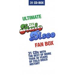 Dance Music Artisti Vari-Ultimate Zyx Italo Disco Fan Box