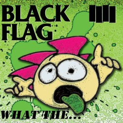 Black Flag-What the. . .