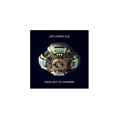 Jeff Lynne's Elo-From Out Of Nowhere