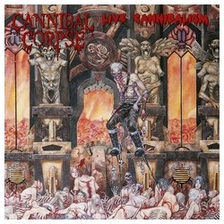 Cannibal Corpse-Live Cannibalism