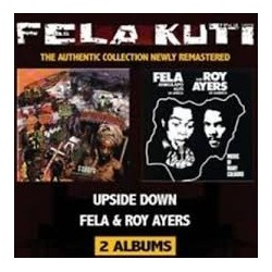 Fela Anikulapo Kuti-Upside Down/Music Of Many Colours
