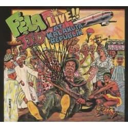 Fela Anikulapo Kuti-J.J.D. (Live!! at Kalakuta Republik)/Unnecessary Begging