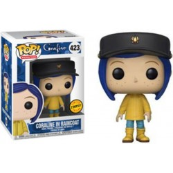 Coraline-Pop! Animation Coraline In Raincoat Chase (423)
