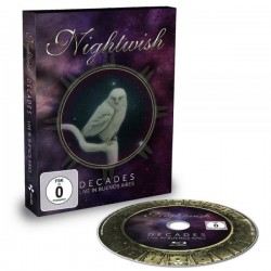 Nightwish-Decades Live In Buenos Aires