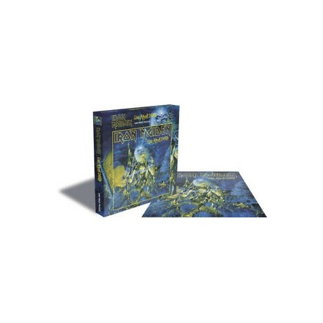 Iron Maiden-Live After Death 500 Piece Puzzle