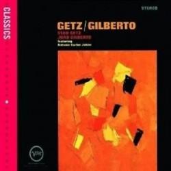 Stan Getz & Joao Gilberto-Getz/Gilberto