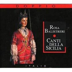 Rosa Balestreri-Canti Della Sicilia