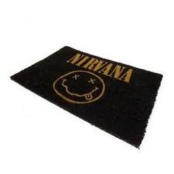 Nirvana-Smile Doormat (Zerbino)