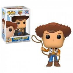 Disney-Pop! Toys Story 4 Sheriff Woody (522)