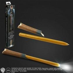 Fantastic Beasts Newt Scamander Illuminating Wand Pen