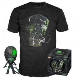 Alien-Pop! & Tee Box Alien 40th Anniversary