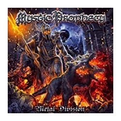 Mystic Prophecy-Metal Division