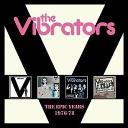 Vibrators-Epic Years 1976-1978