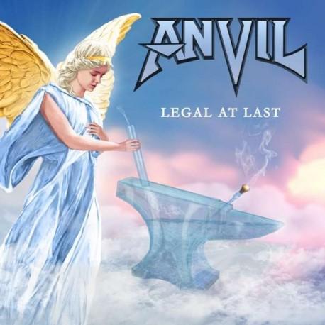 Anvil-Legal At Last