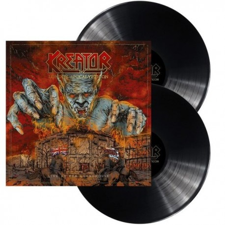 Kreator-London Apocalypticon (Live At The Roundhouse)