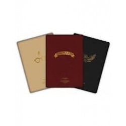 Harry Potter-A6 Excercise Notebooks