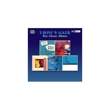 T-Bone Walker-Five Classics Album