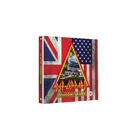 Def Leppard-London To Vegas