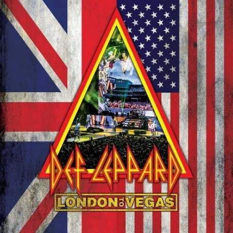 Def Leppard-London To Vegas