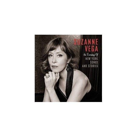 Suzanne Vega-An Evening Of New York Songs And Stories