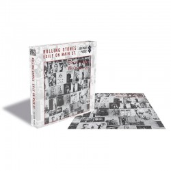 Rolling Stones-Exile On Main St. 500 Piece Puzzle