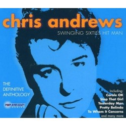 Chris Andrews-Swinging Sixties Hit Man