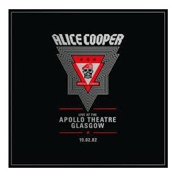 Alice Cooper-Live At The Apollo Theatre Glasgow 19.02.82