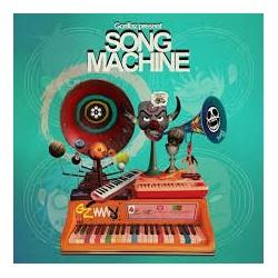 Gorillaz-Song Machine