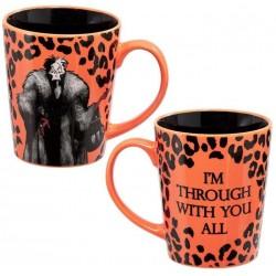Disney-Villians Cruella De Vil Figural Mug (Tazza)