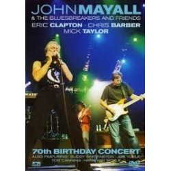 John Mayall-70th Birthday Concert