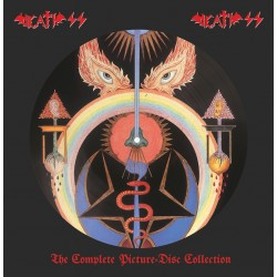 Death SS-Do What Thou Wilt (Picture Limited edition)
