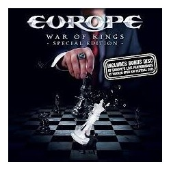 Europe - War Of Kings Special Edition