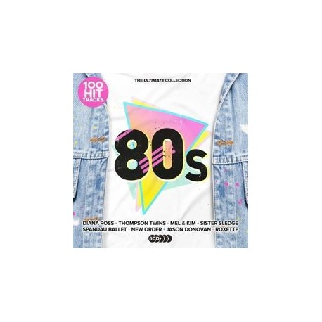 Rock Artisti vAri-80s Ultimate Collection