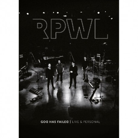 RPWL-God Has Failed (Live & Personal)