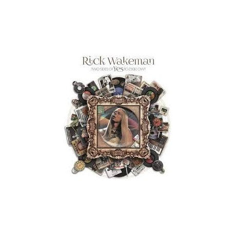 Rick Wakeman-Two Sides Of Yes