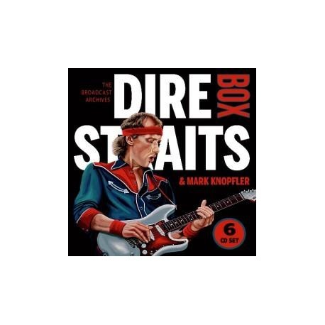 Dire Straits & Mark Knopfler-Broadcast Archives Box